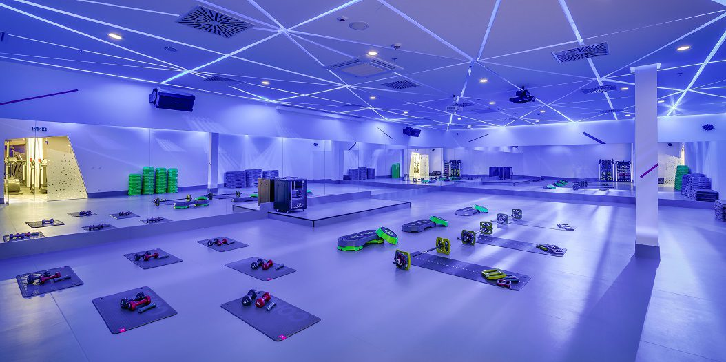 Health Club & Gym Interior Design & Architecture Consultants