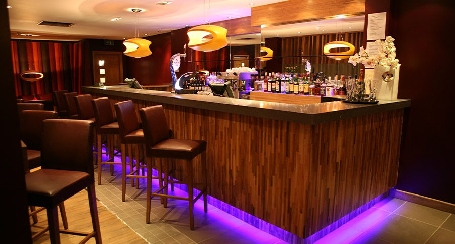 Hotel Bar Interior Design
