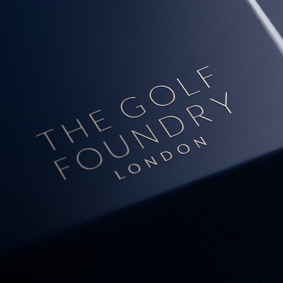 The Golf Foundry Logo